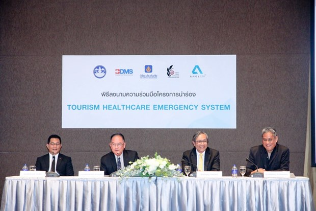 Thailand: Tourism Ministry, partners to release tourist safety boosting app hinh anh 1