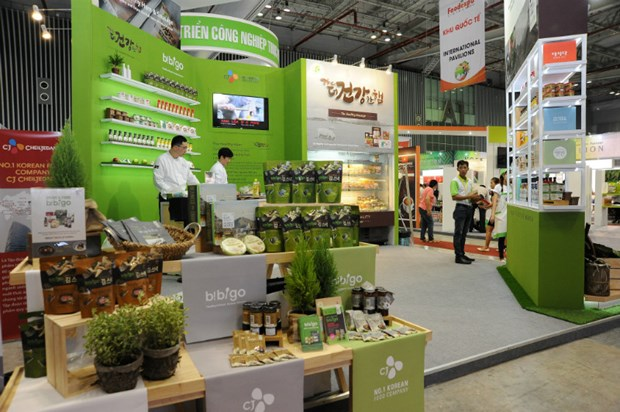 Vietnam Food Expo 2017 opens in HCM City hinh anh 1