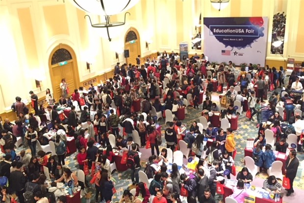 Vietnamese Students in the United States Increase for 16th straight year hinh anh 1