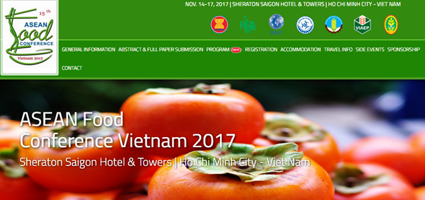 ASEAN Food Conference runs in HCM City hinh anh 1