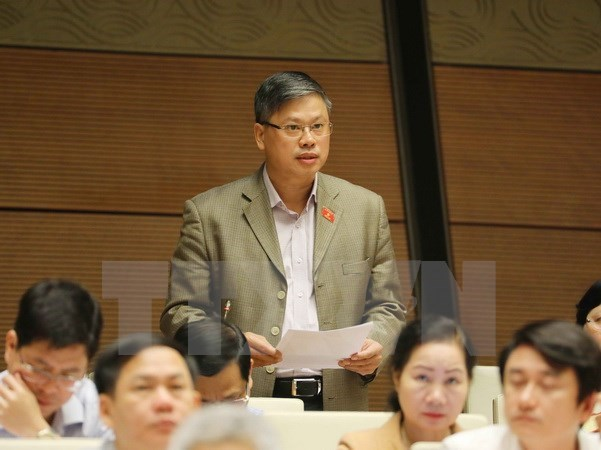 Forestry law gets approval from National Assembly hinh anh 1