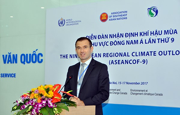 Hanoi hosts ASEAN climate outlook forum hinh anh 3