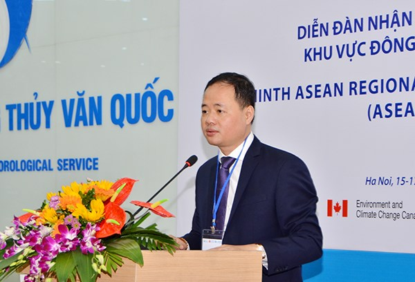 Hanoi hosts ASEAN climate outlook forum hinh anh 2
