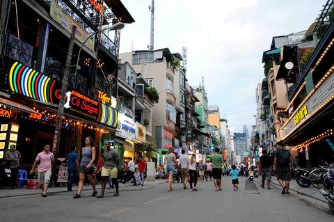 Hotel occupancy rises in HCM City hinh anh 1