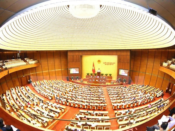 National Assembly begins Q&A sessions hinh anh 1