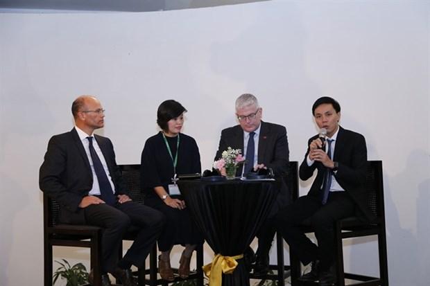 Banks fail to meet businesswomen's capital needs: study hinh anh 1