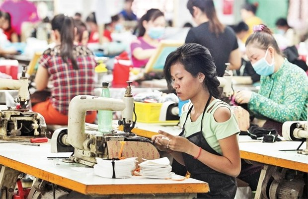Industry, trade sector see strong growth in HCM City hinh anh 1