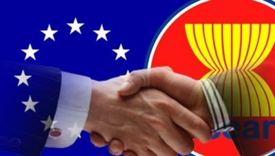 Vietnam attends ASEAN-EU dialogue on sustainable development hinh anh 1