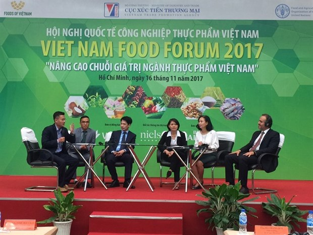 VN food makers urged to up quality hinh anh 1