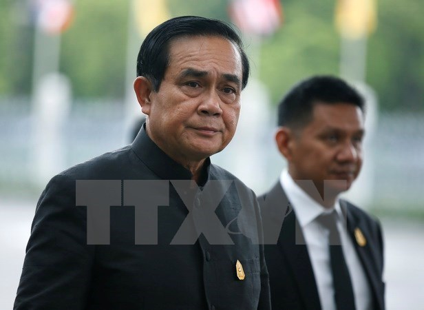 Thai PM submits new cabinet list for royal endorsement hinh anh 1