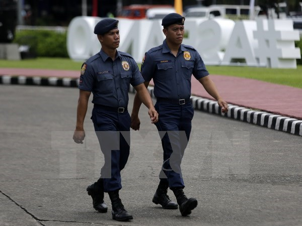 Philippines uncovers bomb plot ahead of ASEAN summit hinh anh 1