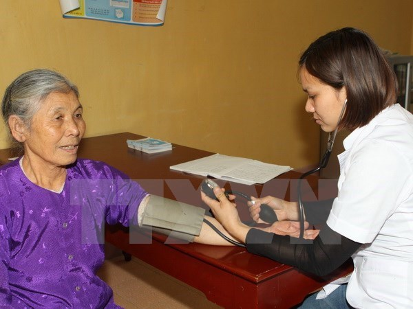 Young doctors volunteer to make difference hinh anh 1