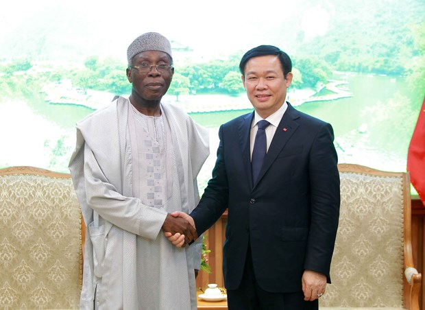 Vietnam wants to develop multifaceted ties with Nigeria hinh anh 1
