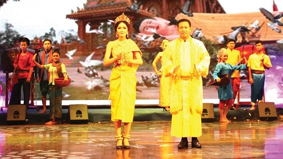 Khmer ethnic culture festival opens in Bac Lieu province hinh anh 1
