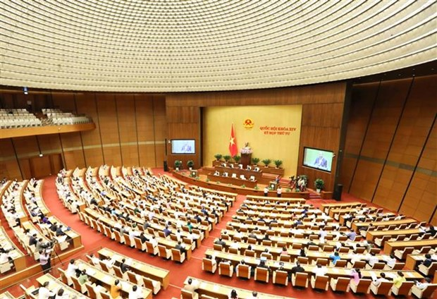 Lawmakers question about judicial, economic corruption issues hinh anh 1