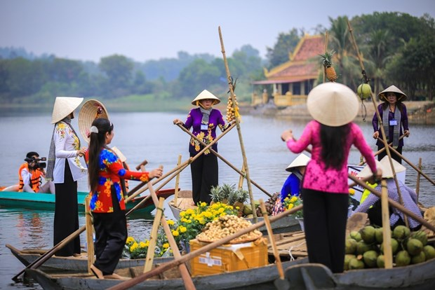 Week highlights great national unity, Vietnam's cultural heritage hinh anh 1