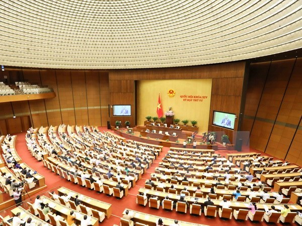 NA deputies debate special policies for HCM City's growth hinh anh 1