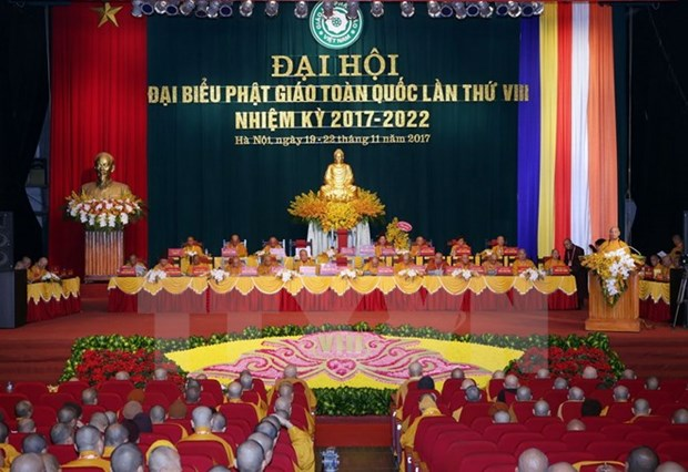 National Congress of Vietnam Buddhist Sangha to open hinh anh 1