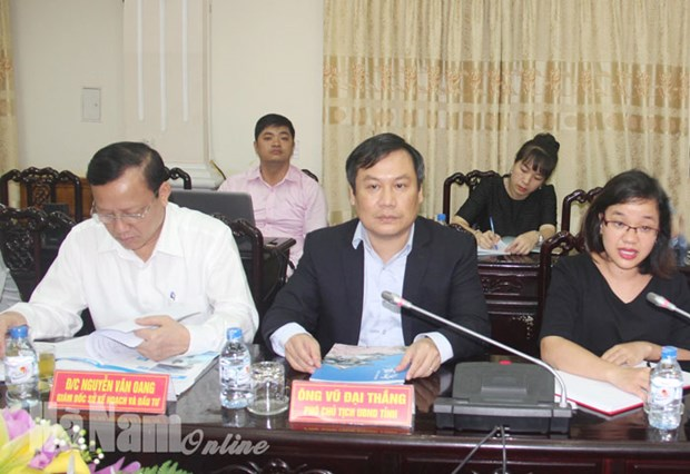 Ha Nam province welcomes Japanese valve manufacturers hinh anh 1