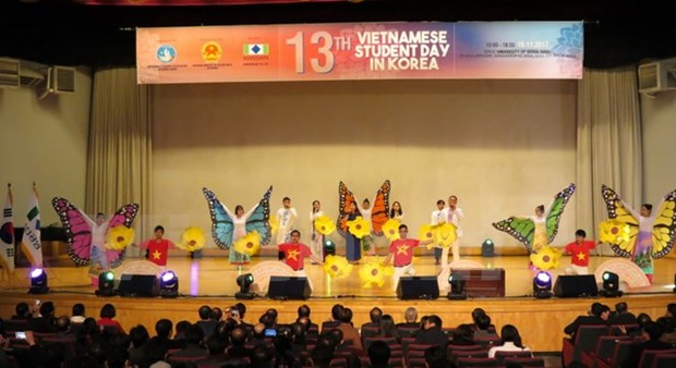 13th Vietnamese Students' Day in RoK held hinh anh 1