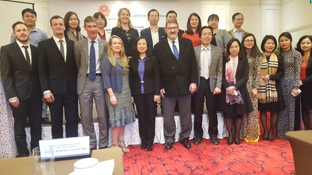 Vietnam launches project on alternative care for vulnerable children hinh anh 1