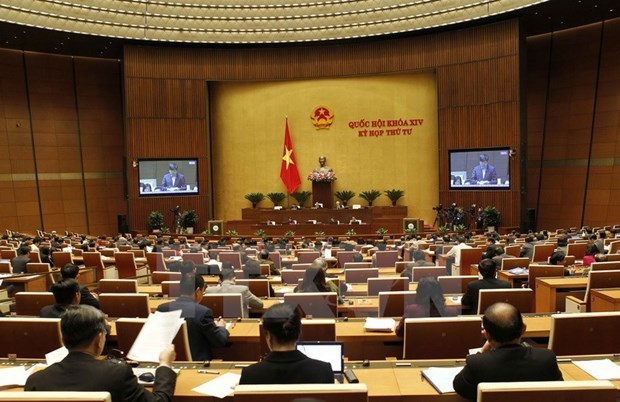 Lawmakers debate revisions to Anti-Corruption Law hinh anh 1