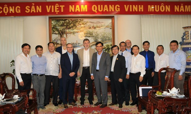 German businesses seek investment opportunities in Dong Nai hinh anh 1