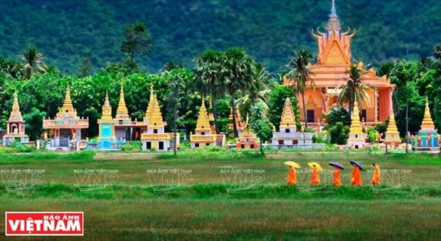 Vietnamese culture features Buddhist legacy hinh anh 1