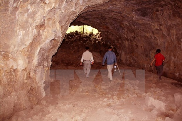 Dak Nong's volcanic cavern system looks to become global geopark hinh anh 1