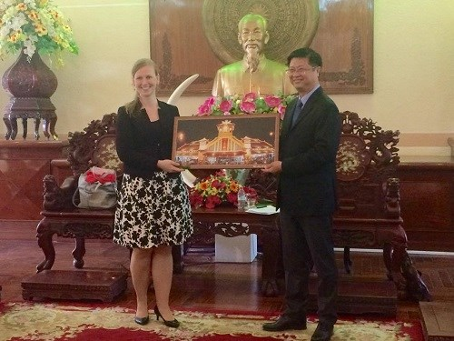 Can Tho – potential partner of Germany in Mekong Delta hinh anh 1