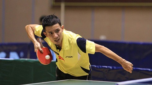 Athletes to compete at Hanoi Open table tennis hinh anh 1