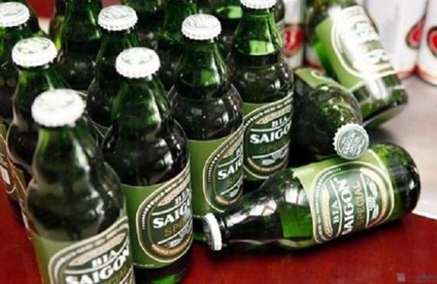 Saigon beer introduced at Asian Food Market in Israel hinh anh 1