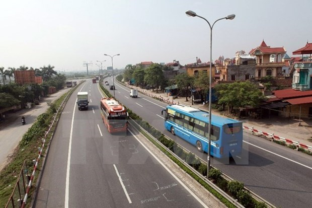 NA adopts resolution on North-South Expressway section investment hinh anh 1