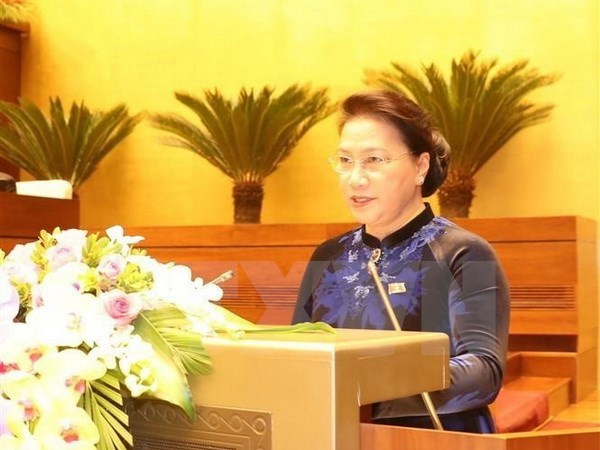 Top legislator to visit Singapore, Australia hinh anh 1