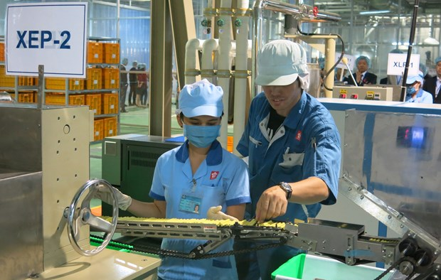 Sakura Color Products Vietnam launches factory in Binh Duong hinh anh 1