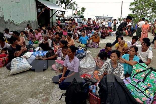 Myanmar, Bangladesh to hold ministerial meeting on Rohingya issue hinh anh 1