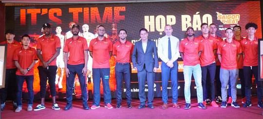 Saigon Heat eye ABL title hinh anh 1