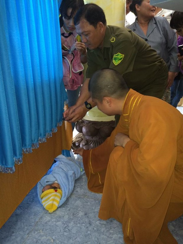 Buddhist followers join hands in ensuring social welfare hinh anh 2