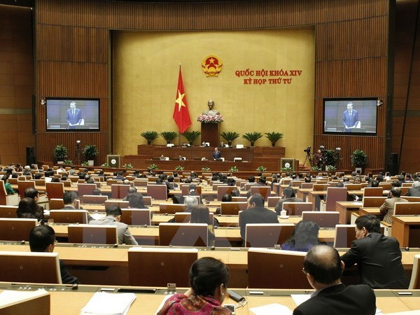 Law on Public Debt Management passed hinh anh 1