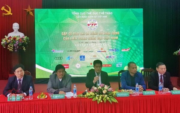 Vietnam Tennis Federation to host six int'l tournaments in 2018 hinh anh 1
