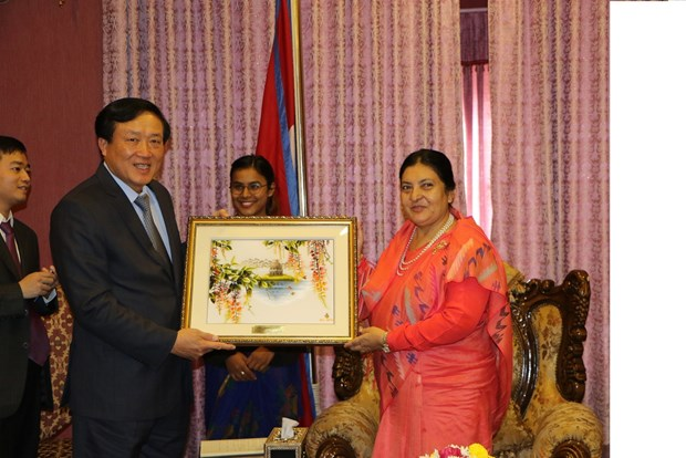 Vietnam, Nepal intensify court-to-court cooperation hinh anh 1