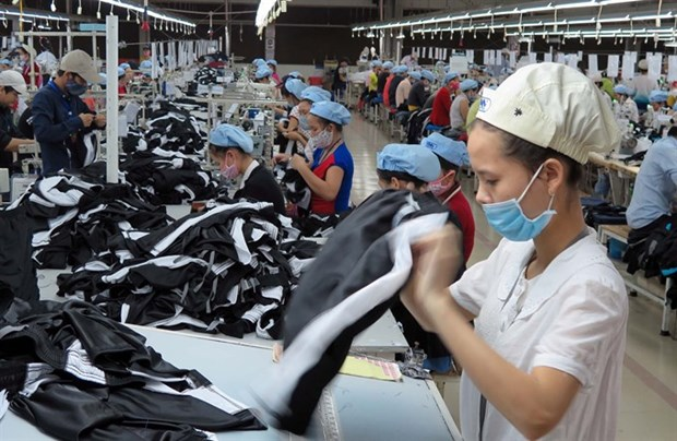 Fast fashion challenges Vietnamese firms hinh anh 1