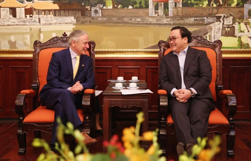 Vietnam, Ireland expand cooperation hinh anh 1