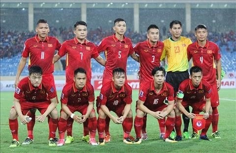 Vietnam football team drop to world No 125 hinh anh 1