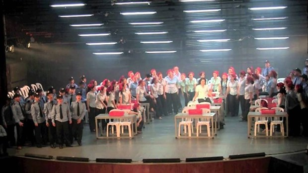 Vietnamese version of 'Carmen' takes stage hinh anh 1