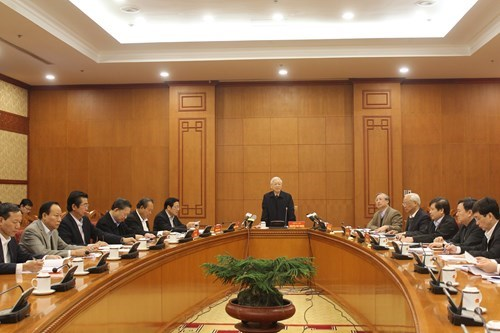 Anti-corruption steering committee sets plans to deal with major cases hinh anh 1