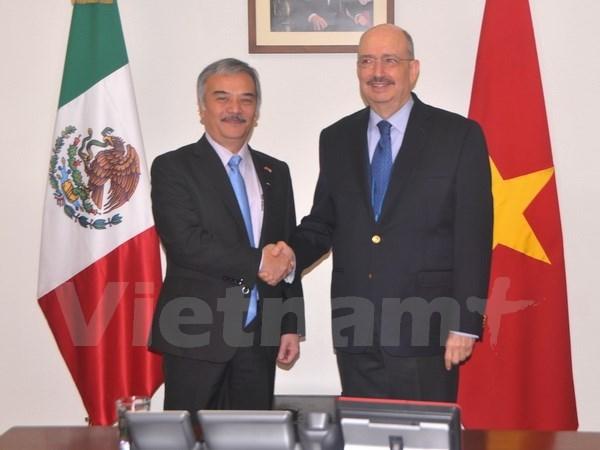 Vietnam, Mexico boost bilateral ties hinh anh 1