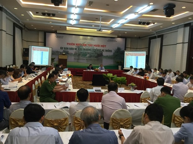 Provinces urged to protect river basin hinh anh 1