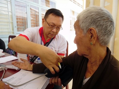 Taiwanese doctors offer free check-ups in Lam Dong hinh anh 1