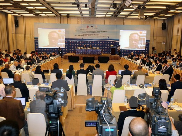 HCM City int'l conference highlights cooperation on East Sea hinh anh 1